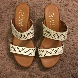 Adorable Italian Summer Wedges